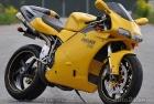 Дизайн-покраска Superbike Ducatti