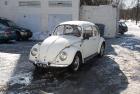 Vw Beetle 1966 - Шаг 1 (До Реставрации)