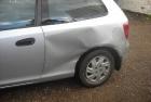 Ремонт заднего крыла на Honda Civic