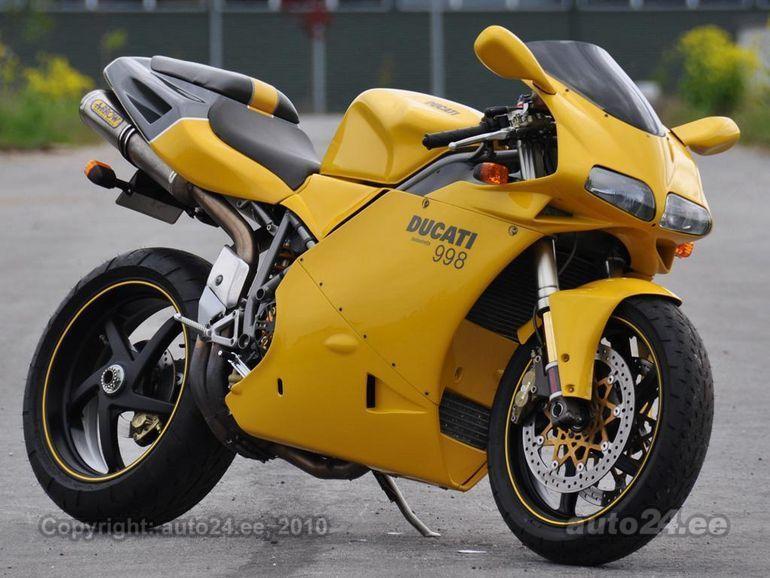 Ducatti Superbike Disain-ülevärvimine