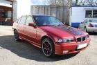 Red BMW 3 Design Paint Job