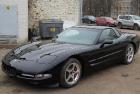 Kollane Corvette Muutub Mustaks - Samm 3 (Restaureeritud)