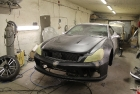 Mercedes SL Facelift!!! - Step 2 (During Lifting)