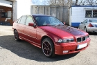 Red BMW 3 Design Paint Job