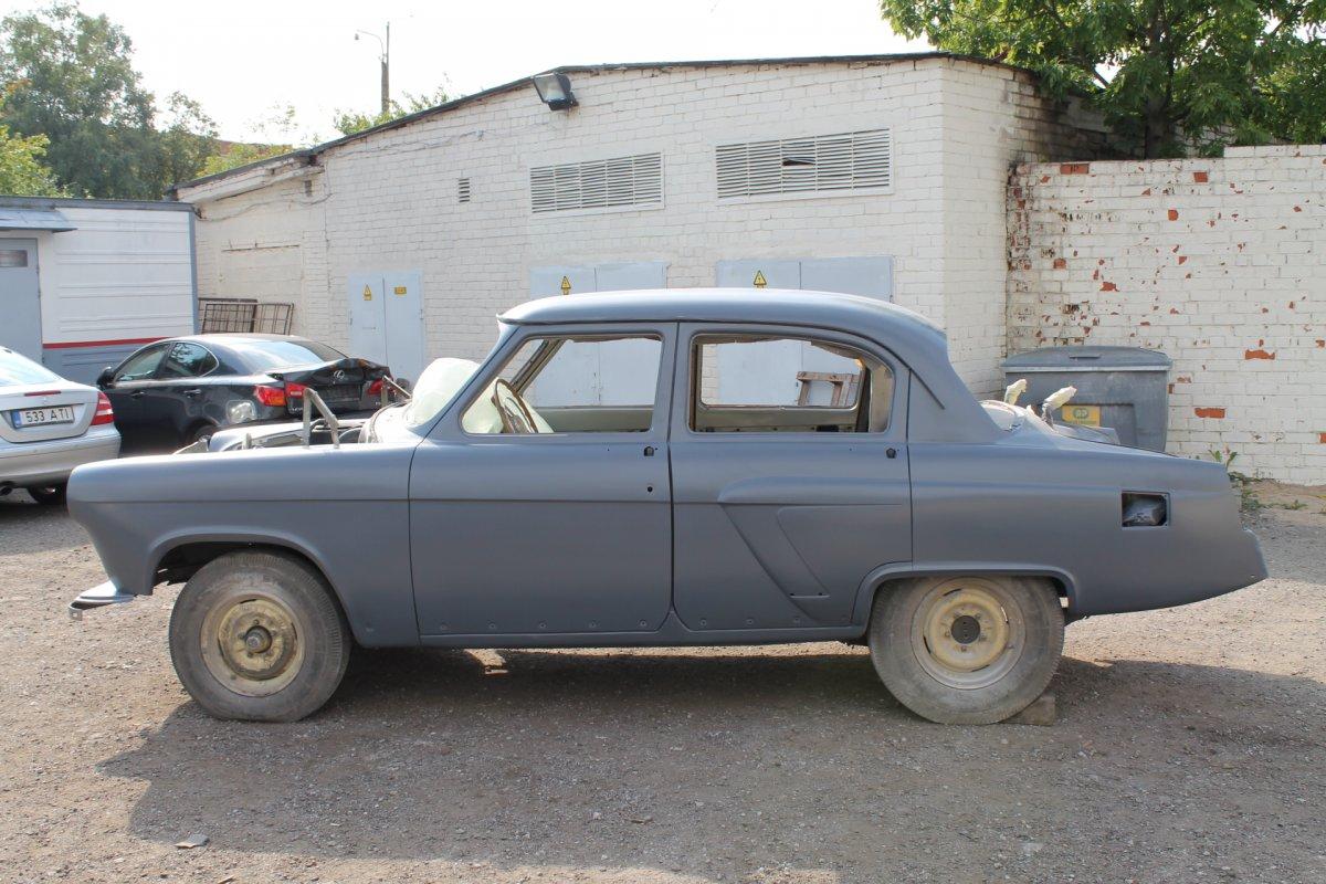 Volga 21 - Samm 3 (Krunt)