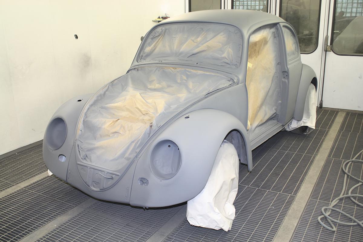 Vw Beetle 1966 - Samm 3 (Krunt)