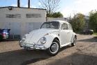 Vw Beetle 1966 - Samm 4 (Restaureeritud)