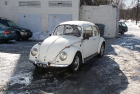 Vw Beetle 1966 - Step 1 (Before Restoration)
