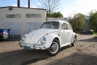 Vw Beetle 1966 - Step 4 (Restored)